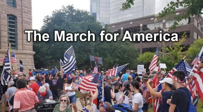The March For America
