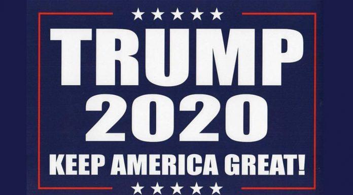 Trump 2020: Keep America Great