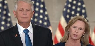 Carl and Marsha Mueller's full speech at the Republican National Convention