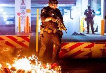 Department Homeland Security Officer