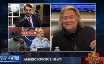Steve Bannon WAR ROOM: PANDEMIC
