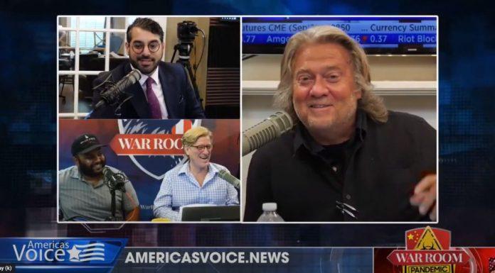 Steve Bannon WAR ROOM: PANDEMIC