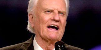 Reverend Billy Graham