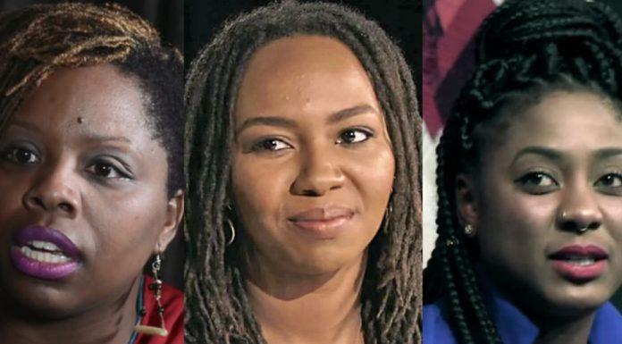 Black Lives Matter Founders