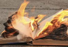 Burning Bible
