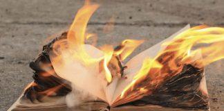 Burning Bible