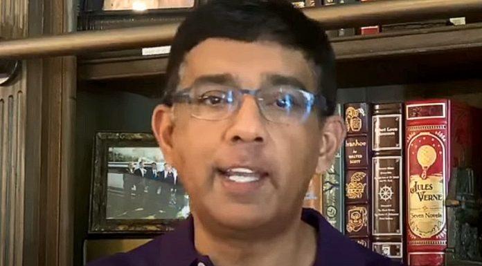 Dinesh D'Souza gives the scoop on Kamala Harris' slave-owning ancestor