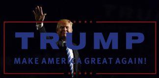 Trump's Make America Great Again and Keep America Great