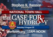 War Room: Pandemic: The Case for Hydroxy