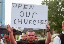 Open Our Churches