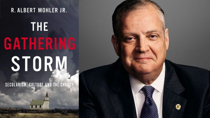 The Gathering Storm by R. Albert Mohler Jr.