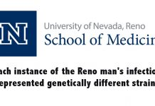 UNR School of Medicine COVID-19 Reinfection