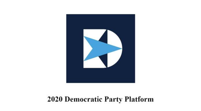 2020 Democratic Party Platform