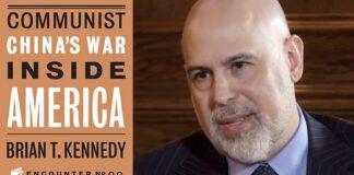 Communist China's War Inside America by Brian T. Kennedy