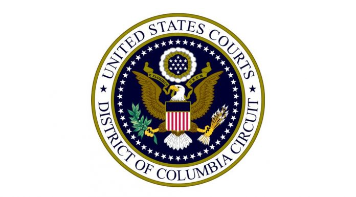 United States District of Columbia Court of Appeals