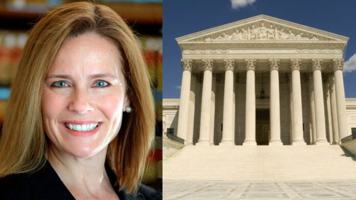 Amy Coney Barrett SCOTUS Nominee