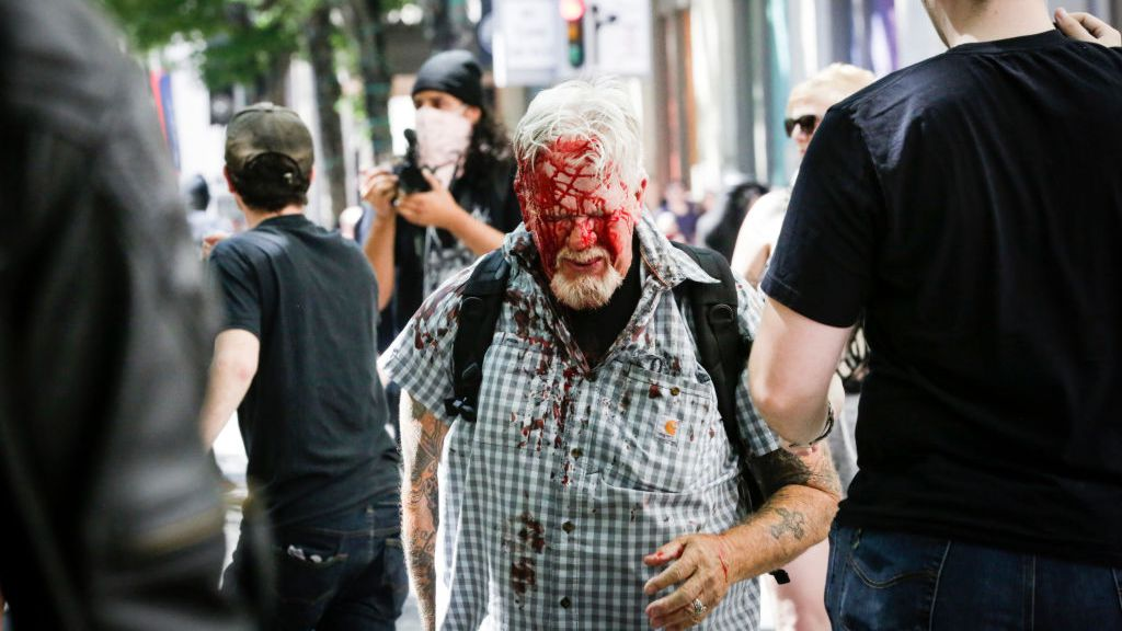 A common tactic used by Antifa in the United States and Europe is to employ extreme violence and destruction of public and private property.