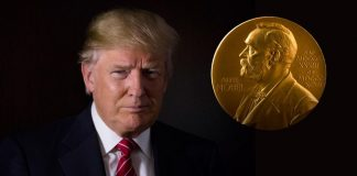 President Trump nominated for a Nobel Peace Prize