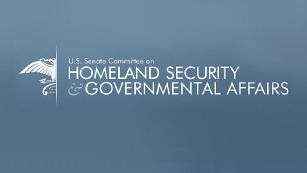 Homeland Security & Governmental Affairs