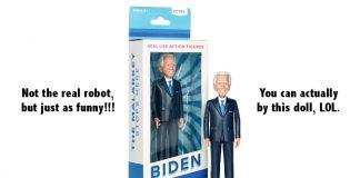 Joe Biden Doll