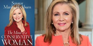The Mind of a Conservative Woman by Marsha Blackburn