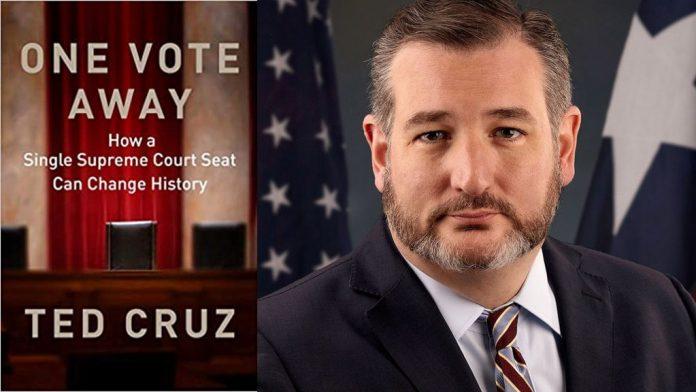One Vote Away By Ted Cruz