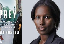 Prey by Ayaan Hirsi Ali