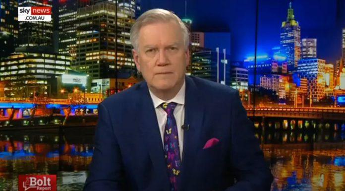 Andrew Bolt Sky News Australia