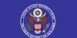United States District Court Southern District of New York Logo