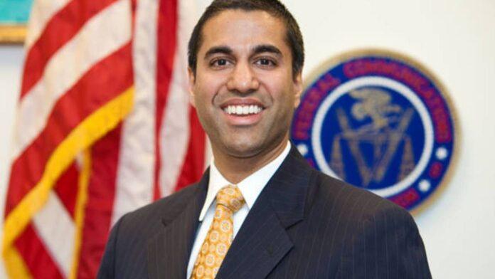 Chairman Ajit Pai of the FCC