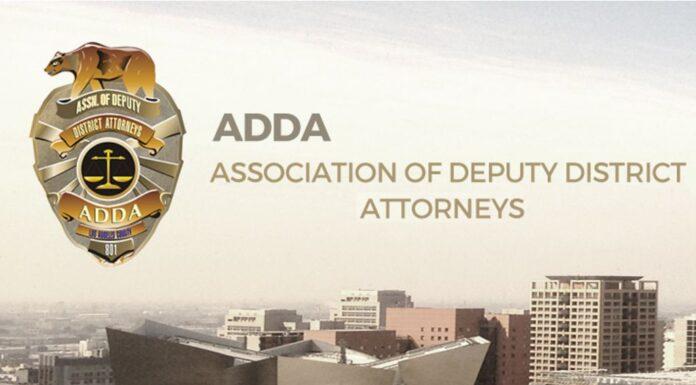 Association of Deputy District Attorneys