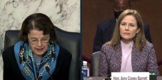 Sen. Dianne Feinstein questions Supreme Court nominee Amy Coney Barrett