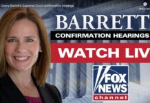 Barrett Confirmation Hearings
