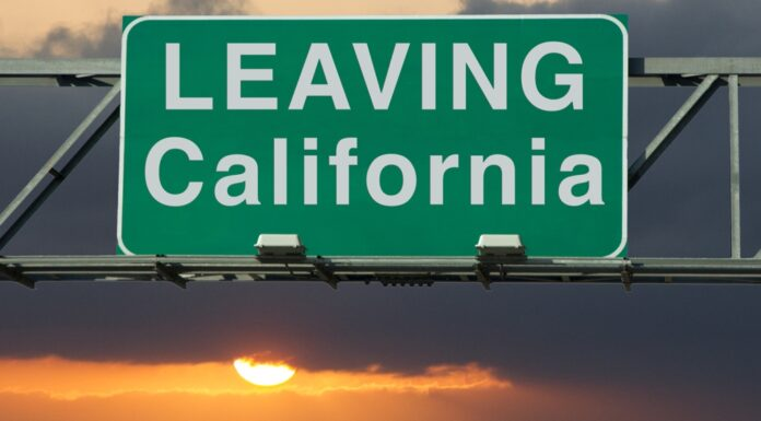 California businesses are leaving the state