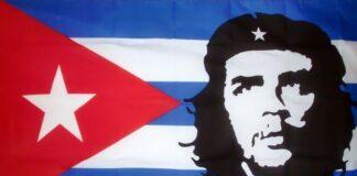 Che Guevara Cuba Flag Communist Revolutionary Cuban Militant Rebel