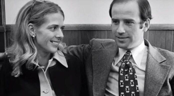 Joe and Neilia Biden