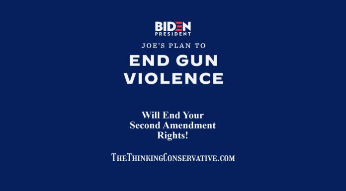 THE BIDEN GUN PLAN Exposed