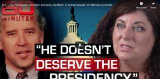 Joe Biden doesn't deserve the Presidency according to Tara Reade.