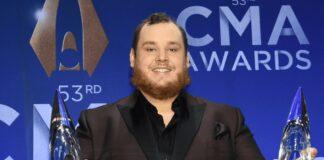 Singer-songwriter Luke Combs