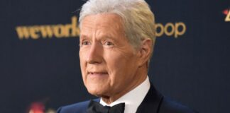 Game Show Host Alex Trebek