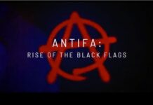 Antifa: Rise of the Black Flags