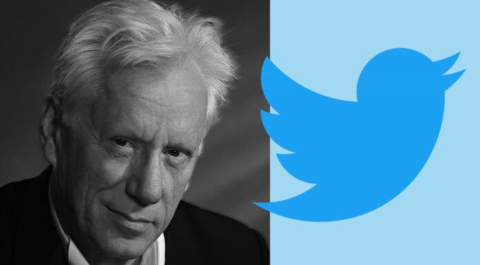 James Wood Twitter