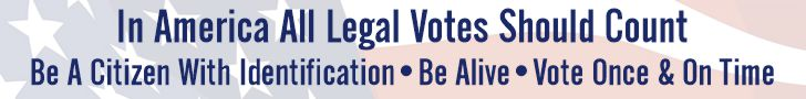 In America All Legal Votes Count