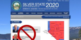 Nevada Silver State Election Results 2020