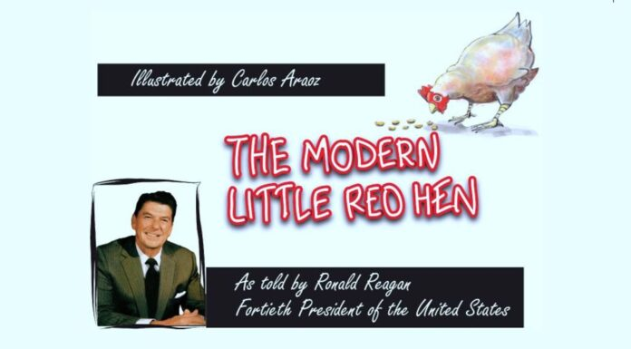 The Modern Red Hen by Ronald Reagan