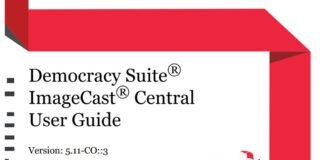 Democracy Suite ImageCast Central User Guide