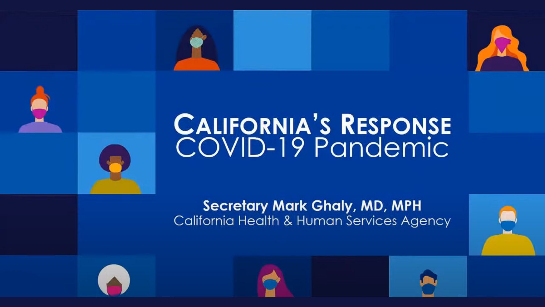 California's Response COVID-19 Pandemic