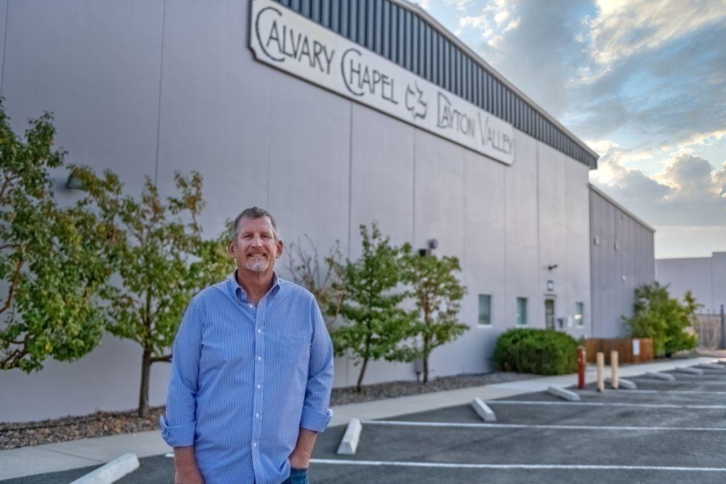 Garry Leist Pastor of Calvary Chapel Dayton Valley