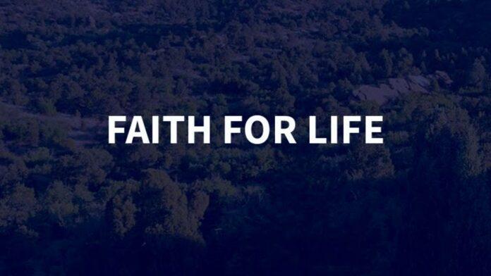 Faith For Life - Jeff Myers
