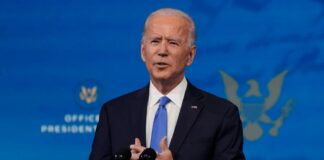Joe Biden Delivers Remarks on the Electoral College Vote Certification